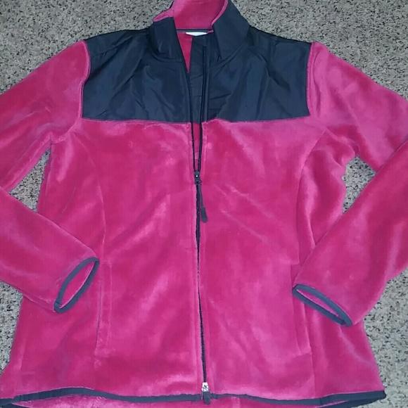 Danskin Now Tops - Danskin now women's fleece zip up